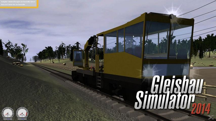 Gleisbau-Simulator 2014 (Best of Simulations) [PC]