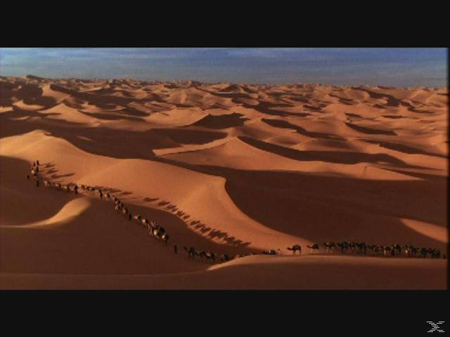 Himmel über der Wüste [DVD]