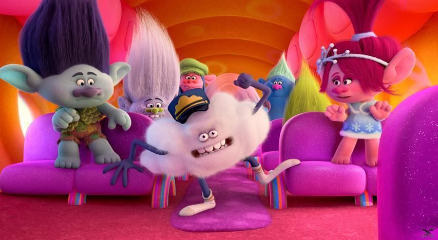 Trolls: Feiern mit den Trolls - (DVD)