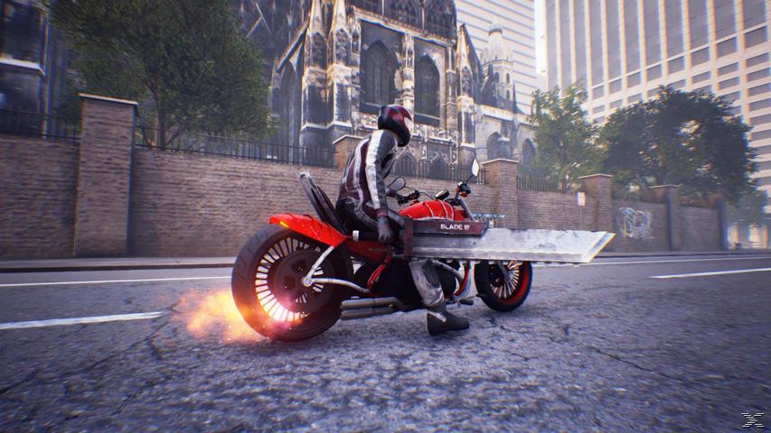 Road Rage [PlayStation 4]