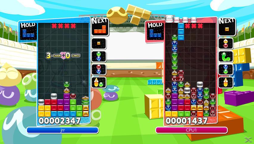 Puyo Puyo Tetris [Nintendo Switch]