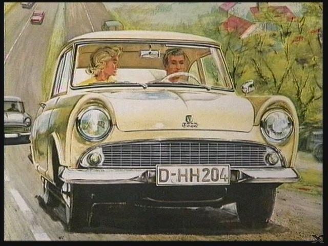 Chromveteranen - Deutsche Autos im Werbefilm [DVD]