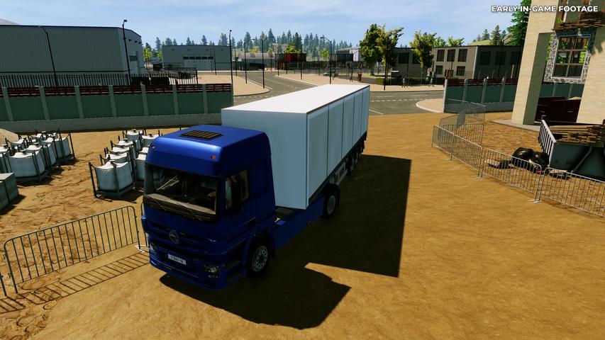 Truck Driver für Xbox One