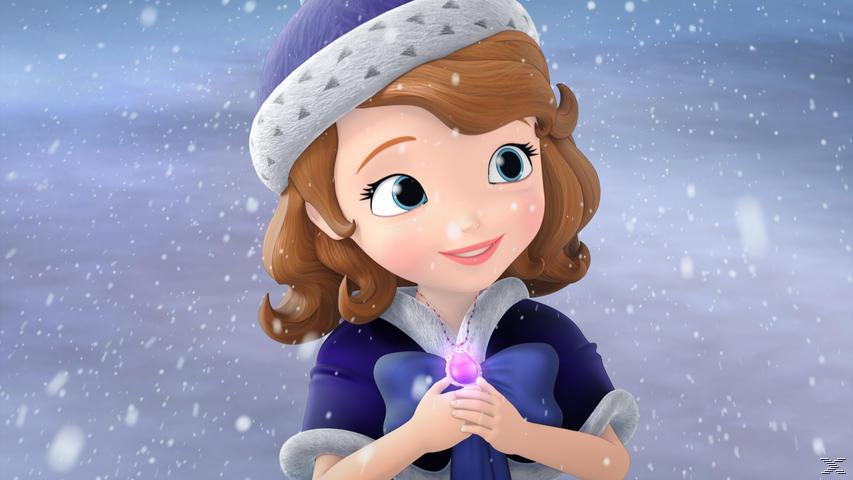 Sofia die Erste - Vol. 3 - Weihnachten im Zauberreich - (DVD)