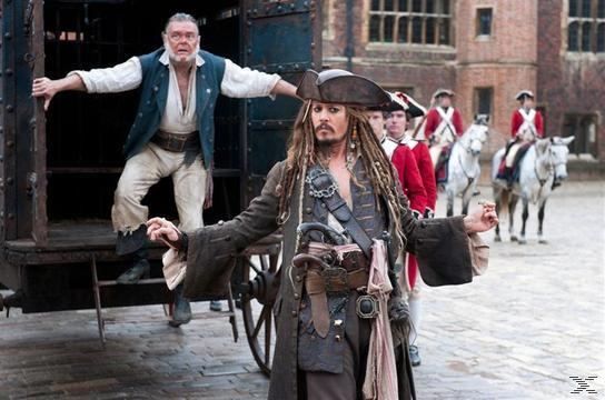 Pirates Of The Caribbean - Fremde Gezeiten Adventure Blu-ray