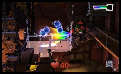 Luigi's Mansion 2 | 3DS