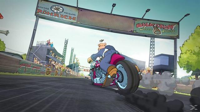 WERNER EISKALT Animation/Zeichentrick DVD