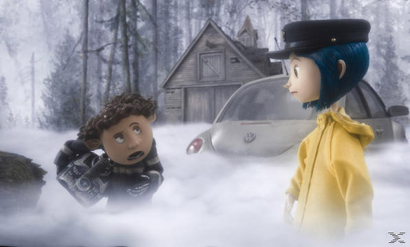 CORALINE (STEREOSKOPISCH) Animation/Zeichentrick Blu-ray 3D