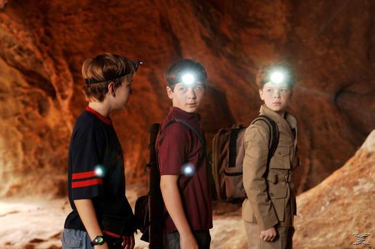 THREE INVESTIGATORS MISSION 1 SKELETON ISLAND | DVD