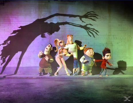 Paranorman Animation/Zeichentrick Blu-ray 3D