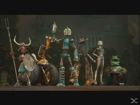 Robots (2005) | DVD