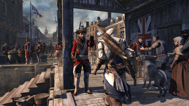 Assassins Creed III (PS3 Edition)