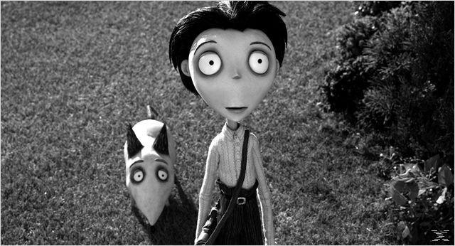 Frankenweenie Animation/Zeichentrick 3D BD&2D BD, Blu-Ray