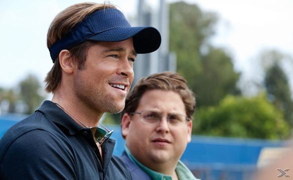 Moneyball - Die Kunst zu gewinnen (Brad Pitt) - 4K Mastered Biografie Blu-ray