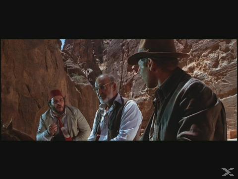 Indiana Jones And The Last Crusade | DVD