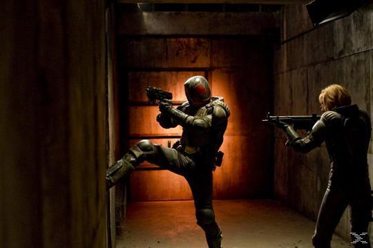 Dredd  Real 3D | 3D Blu-ray