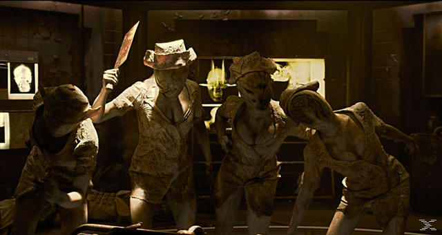 Silent Hill: Revelation 3D | 3D Blu-ray