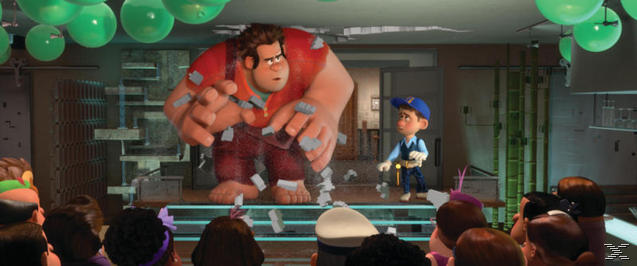 Wreck-It Ralph 3D | 3D Blu-ray