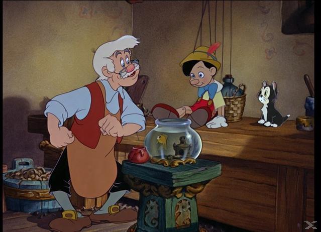 Pinocchio | Blu-ray