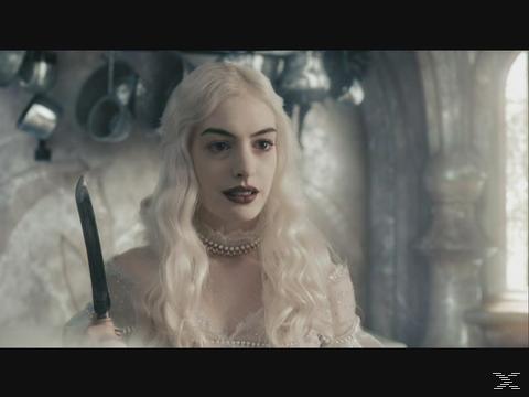 ALICE IM WUNDERLAND (+2D) Familie Blu-ray