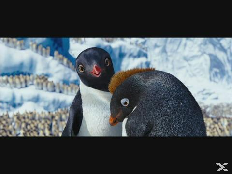 Happy Feet 2 3D | 3D Blu-ray