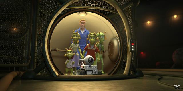 PLANET 51 Animation/Zeichentrick Blu-ray