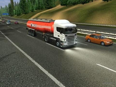 Euro Truck Simulator 2008 (Extra Play)