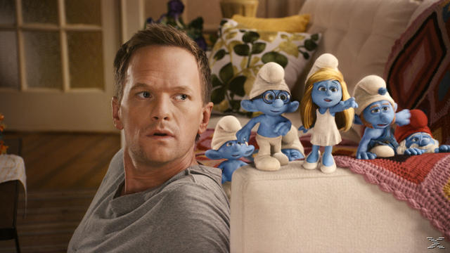 De Smurfen 1 & 2 | Blu-ray
