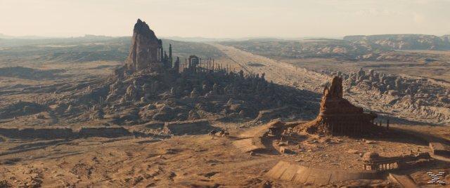 John Carter - Zwischen zwei Welten Action Blu-ray