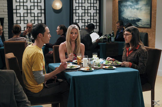 The Big Bang Theory - Seizoen 4 | DVD