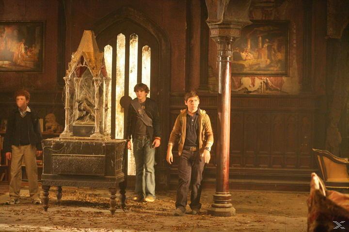 Die Drei ???: Das verfluchte Schloss - (DVD)