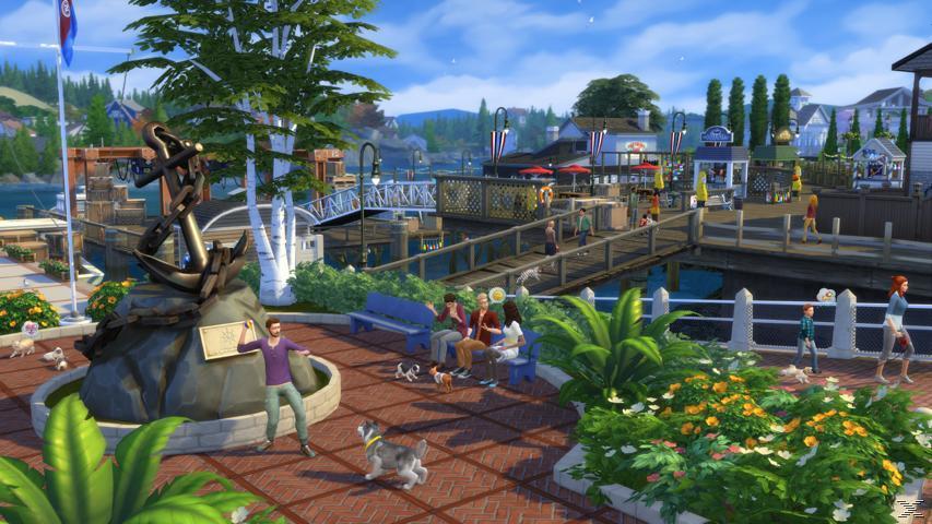 Sims 4: Cats & Dogs - kiegészítő csomag (PC)