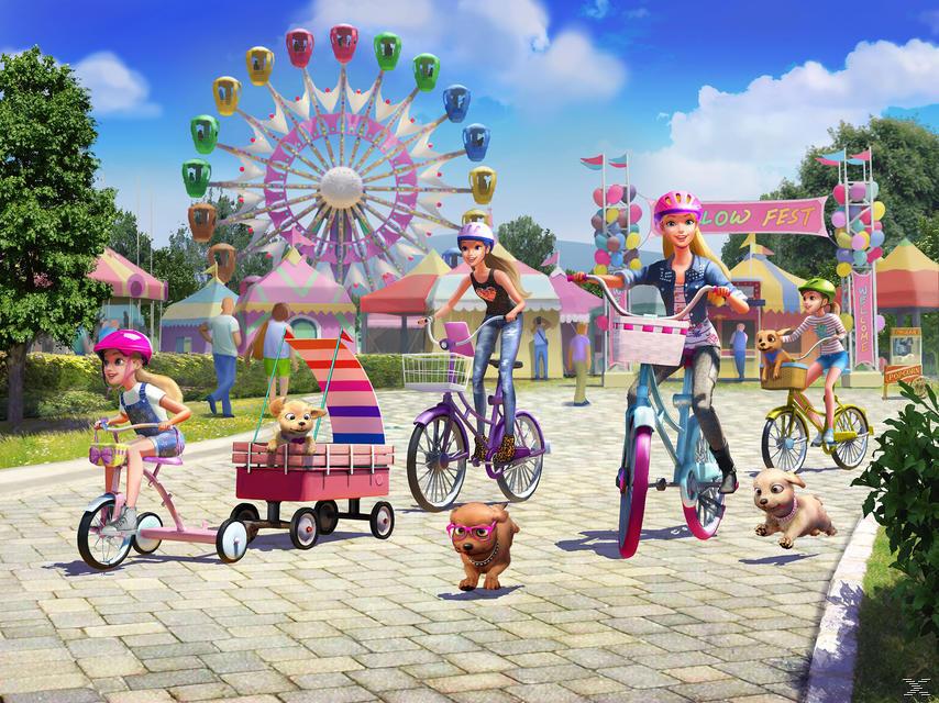 Barbie Und Ihre Schwestern In: Das Große Hundeabenteuer - (DVD)