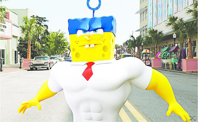 SpongeBob Schwammkopf: Schwamm aus dem Wasser - (Blu-ray)