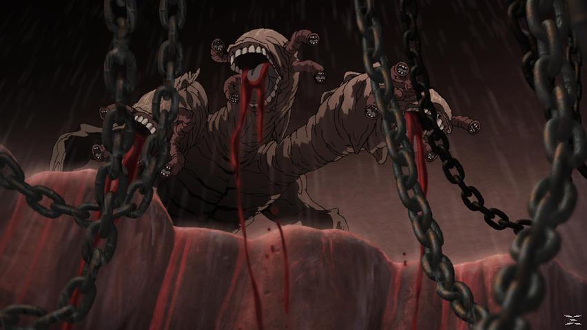 Dante: pokol (DVD)