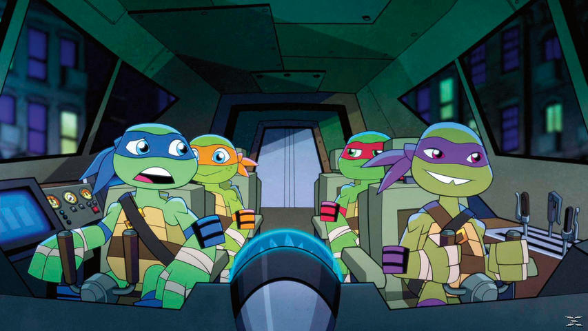 Teenage Mutant Ninja Turtles - Half Shell Heroes - Ab in die Dinozeit! - (DVD)