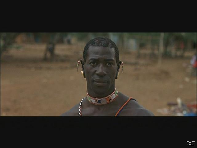 Die weiße Massai [DVD]