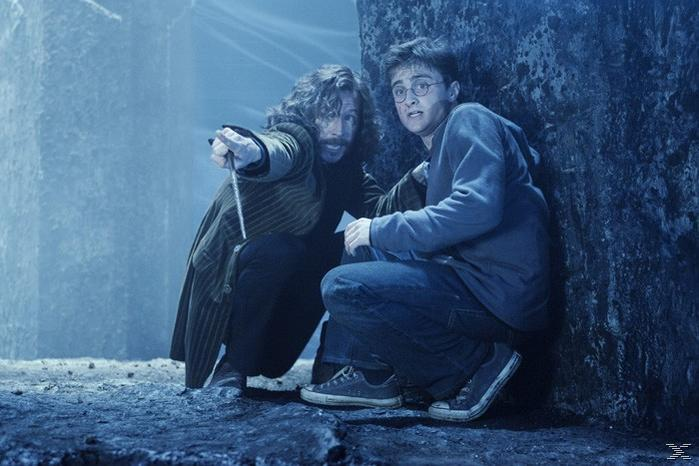 Harry Potter und der Orden des Phönix Abenteuer DVD