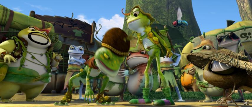 Freddy Frog - (DVD)