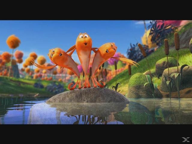 Δρ. Seuss Λόραξ / Hop DVD