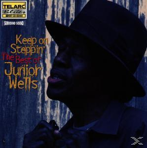 Keep On Steppin : The Best Of Junio