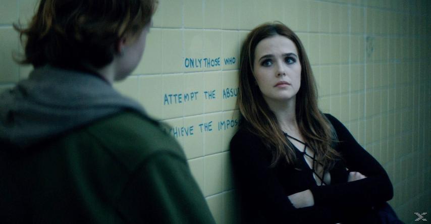 Wenn Du stirbst, zieht dein ganzes Leben an dir vorbei, sagen sie - (Blu-ray)