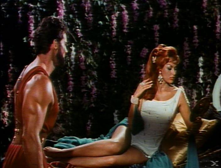Hercules Unchained - (DVD)