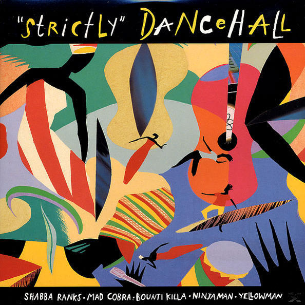 STRICTLY DANCEHALL (LP)