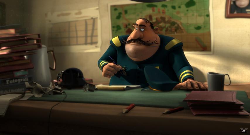 Otto ist ein Nashorn 3D [3D Blu-ray (+2D)]