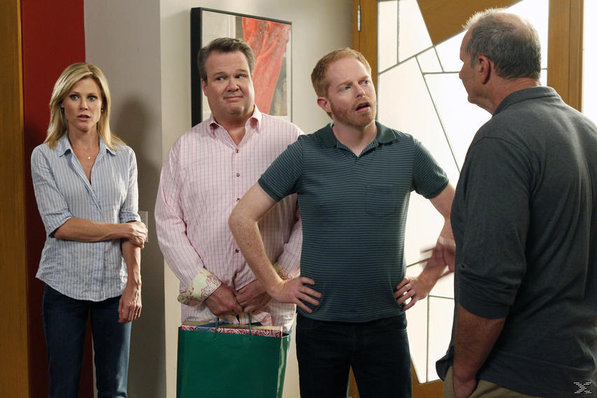Modern Family - Seizoen 4 TV-serie