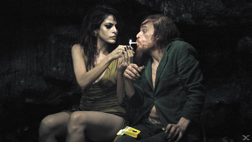 HOLY MOTORS - (DVD)