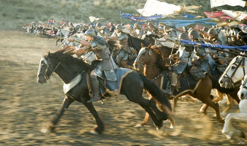 Exodus - Götter und Könige [4K Ultra HD Blu-ray + Blu-ray]
