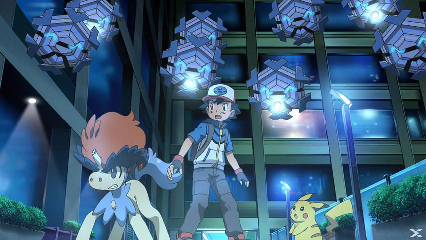 Pokémon - Kyurem gegen den Ritter der Redlichkeit [DVD]