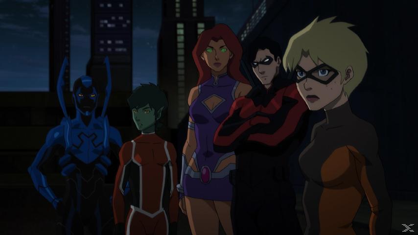 Teen Titans - Der Judas Auftrag - (Blu-ray)